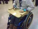 車椅子用テーブル