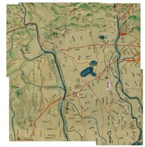 国立国会図書館デジタルコレクション - 摂津河内国絵図
