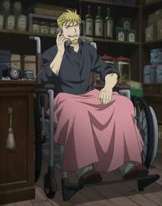 TVアニメ「鋼の錬金術師 Fullmetal Alchemist」 50 ハボック