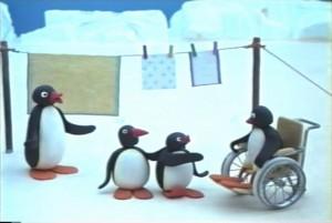 TVアニメ「ピングー(Pingu) series2 第19話 ピングーと車椅子」