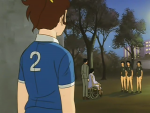 TVアニメ「アタックNo.1 第60話 車椅子の監督」