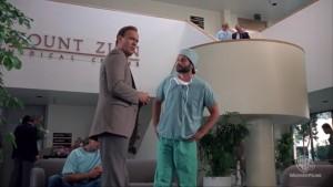 映画「私の愛したゴースト(Heart Condition)」 1990年 米国