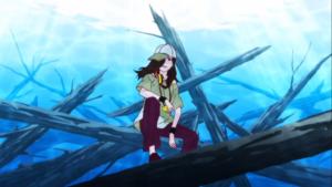 TVアニメ「<物語>シリーズセカンドシーズン 鬼物語 第忍話 しのぶタイム其の肆」