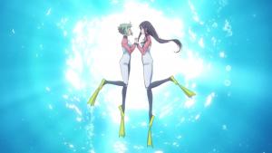 TVアニメ「あまんちゅ!」 2016年 amanchu op