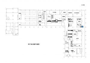 市庁舎見取り図―G階(グランドフロア)