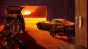 TVアニメ「ブラスレイター(BLASSREITER)」 2008年 1